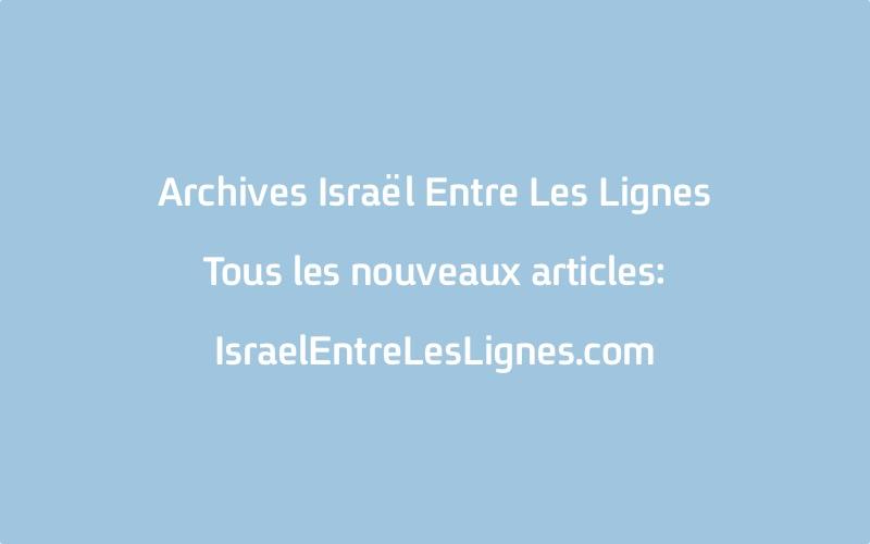 Relevé des sites de contamination (graphique : Jerusalem Post).