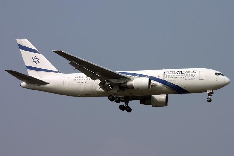 Les compagnies aériennes israéliennes auront dorénavant moins de retard avec leurs vols vers l'Europe (photo : Pedro Aragão/http://www.jetphotos.net/viewphoto.php?id=6582976)