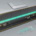 Une nouvelle technologie pour les véhicules électriques (photo : site Internet ElectRoad)