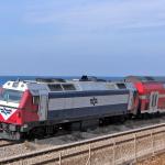 Pas de train entre Haïfa et Tel-Aviv en début de semaine (photo : Alexander Lysyi/Wikimedia).