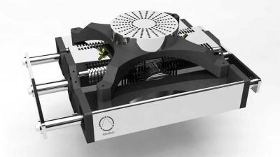 Le moteur d'Aquarius Engines (Photo : presse)