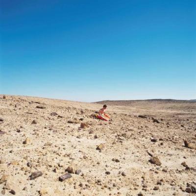 Montagnes suisses et désert israélien se ressemblent beaucoup vus par Naomi Leshem (photo : Naomi Leshem).