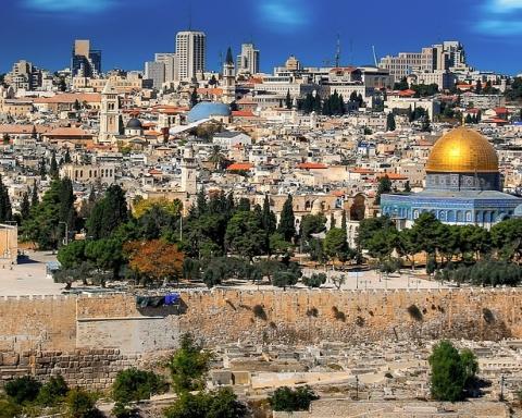 Jérusalem : une ville merveilleuse pour les touristes mais de moins en moins attrayante pour les résidents (photo Pixabay).