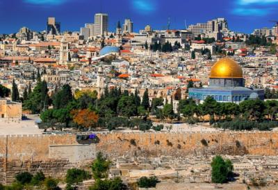 Bientôt Jérusalem disposera de l'Internet sans fil pour tous (photo : Pixabay)