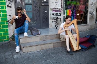 """Quelques photos prises sur le vif du blog """"This is Tel Aviv"""" (photo : Evyatar Dayan)"""