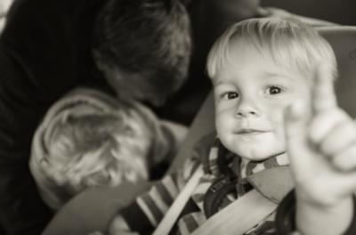L'habitacle surchauffé d'un véhicule peut se révéler mortel pour les enfants (photo : pexels.com)