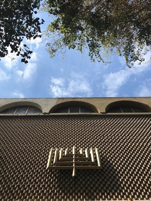 Synagogue à Tel-Aviv (photo : KHC).