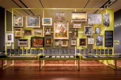 crédit photo: Bernd Lammel, 2018 (R) Kunst- und Ausstellungshalle der Bundesrepublik Deutschland GmbH (Galerie d'art et salle d'exposition de la République fédérale d'Allemagne s.à.r.l.)