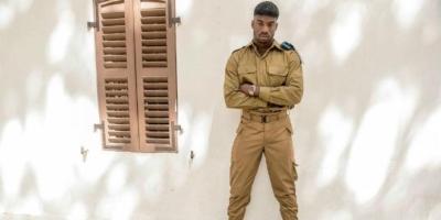 En Israël, pratiquement tous les jeunes doivent faire leur service militaire, y compris des chanteurs aussi connus que Stéphane Legar (photo : IDF Presse)