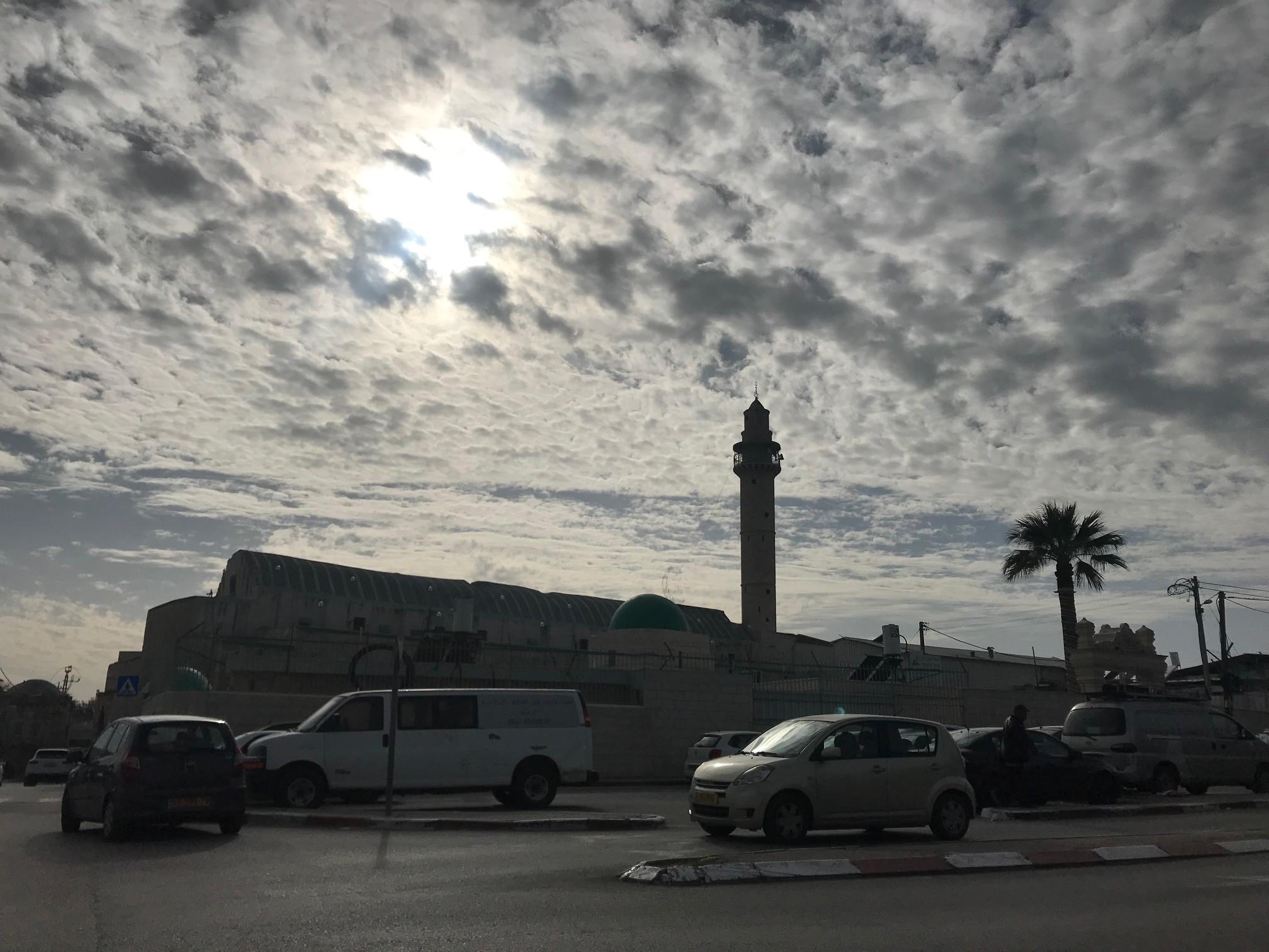 Ramla est une ville dans laquelle habitent tant des Juifs que des Arabes israéliens (photo : KHC).