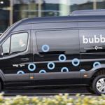 Les nouveaux minibus à bulles de Dan (photo: bus Dan)