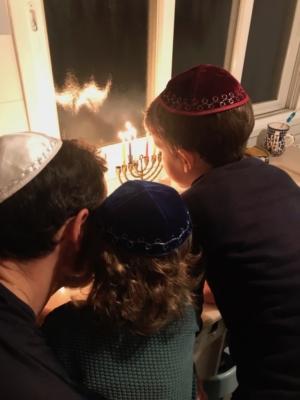 Porter la kippa est dangereux en Allemagne. Etre Juif a fortiori (photo : KHC)