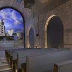 Le nouveau centre touristique à Césarée (photos: Asaf Pinchuk)