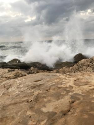 1 pour cent de la planète sont recouverts d'eau. Il est donc vital d'utiliser les mers comme sources d'énergie (photo : KHC).