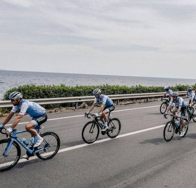 Cyclistes en Israël (photo : ICA)