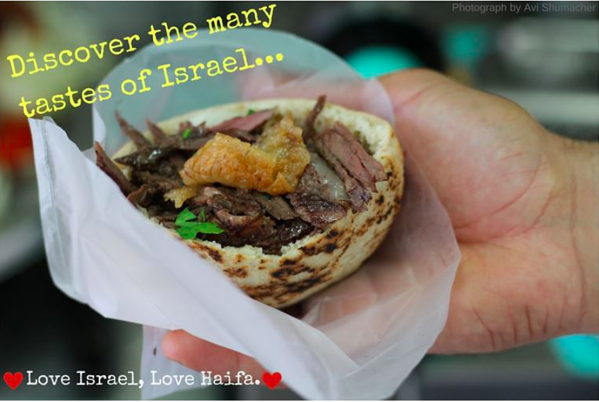 """Le circuit """"Haïfa Street Food"""" propose une visite gastronomique de la ville (photo : site Internet)"""
