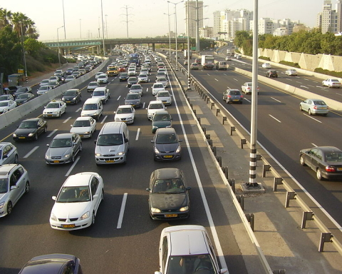 Les routes israéliennes sont de plus en plus dangereuses (photo: Avishai Teicher via the PikiWiki- Israel free image collection project).