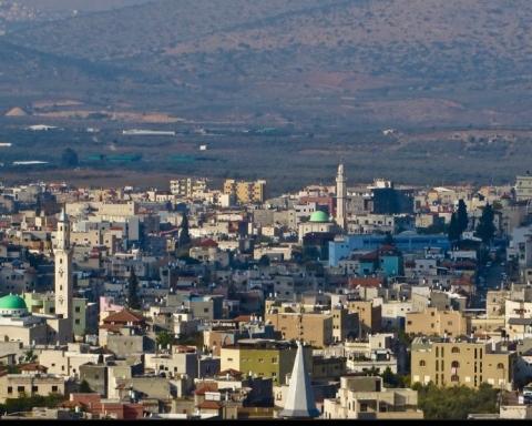 Vue sur Googlemaps d'Arraba (photo : capture d'écran).