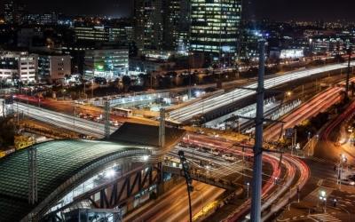 Le nouveau métro permettra de décongestionner le trafic, notamment à Tel-Aviv (photo : Pixabay)