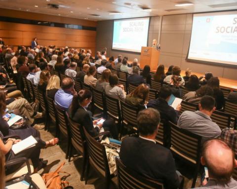 La première grande conférence «Social Tech» s'est tenue en Israël avec l'aide de l'ambassade de Suisse (photo : presse)
