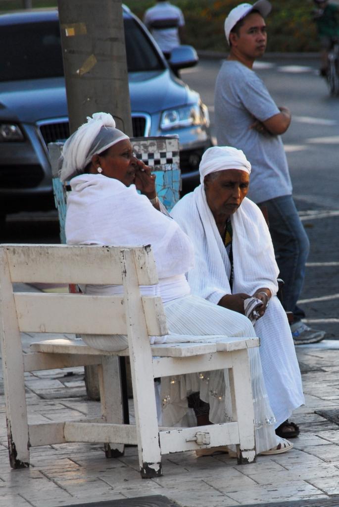 Juifs éthiopiens en Israël (photo : Udi Steinwell/Pikiwiki Israel).