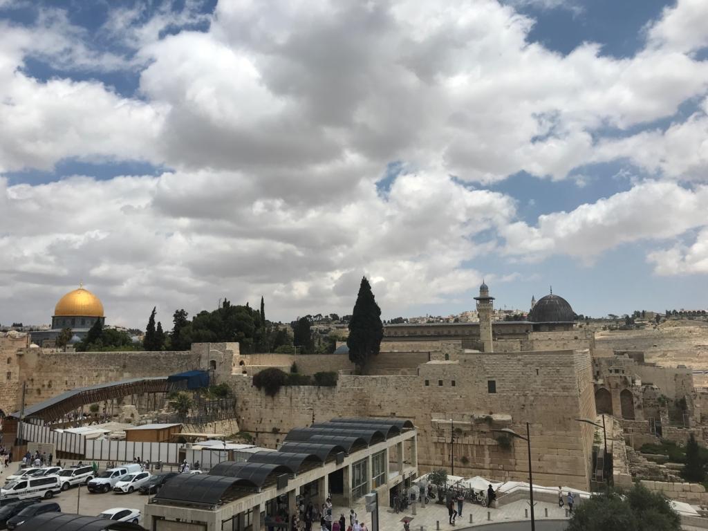A l'avenir, il sera plus facile d'accéder au Mur des Lamentations et au Mont du Temple (photo : KHC)