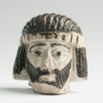La statuette est maintenant exposée dans le Musée d'Israël à Jérusalem (photo : Musée d'Israël, Laura Lachman)