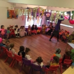 Jardin d'enfants privé à Tel-Aviv (photo: KHC)