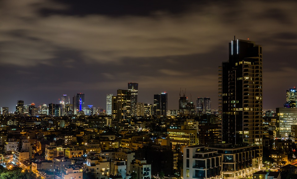 Tel-Aviv est l'épicentre du pays des start up (photo : Pixabay)