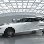Elégance et rapidité : la voiture volante de NFT Inc. (photo : NFT Inc.)