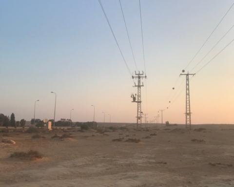 Désertification et besoins accrus en électricité : Israël en 2100 (photo : HHC)