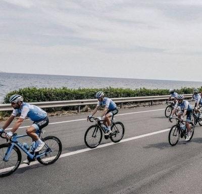 Cyclistes en Israël (photo : ICA)