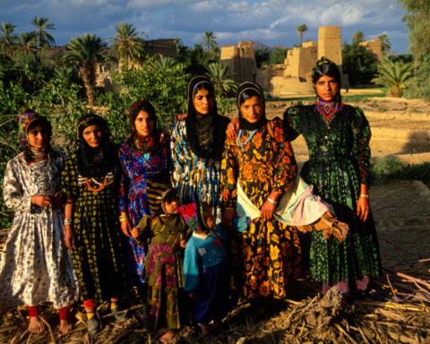 Festival de couleurs au Yémen (photo: Naftali Hilger)