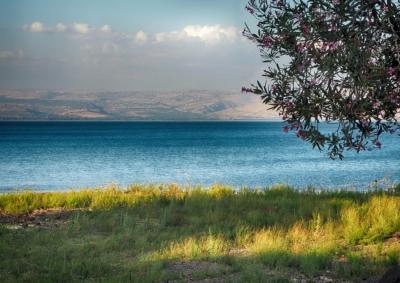 Le lac de Tibériade a atteint son plus haut niveau, mais personne pour en profiter (photo : Pixabay).