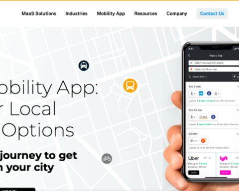 Intel veut racheter la start up Moovit (photo : site Internet Moovit)