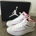 La basket Air Jordan est l'une des baskets les plus appréciées au monde. Un Israélien en détient une paire dans ses placards (photo : By 2Pacalyp - Own work,CC BY-SA 4.0, https://commons.wikimedia.org/w/index.php?curid=50047427)