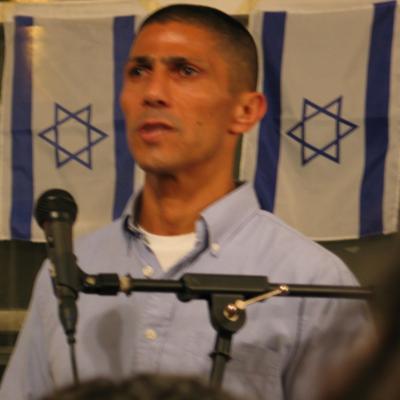 Ishmael Khaldi est le premier ambassadeur israélien d'origine bédouine (photo : By Metallurgist - Own work, Public Domain, https://commons.wikimedia.org/w/index.php?curid=11909818).