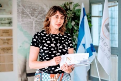 Dr Milana Frenkel-Morgenstern de la faculté de médecine Azrieli à l'université Bar Ilan (photo : PM Uni)