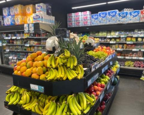 Forte hausse de la vente de produits de consommation