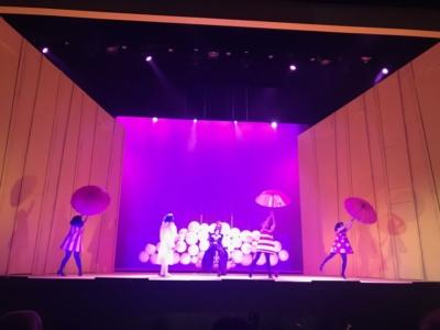L'opéra 'La flûte enchantée' lors d'une représentation pour enfants à Tel-Aviv (photo : KHC)