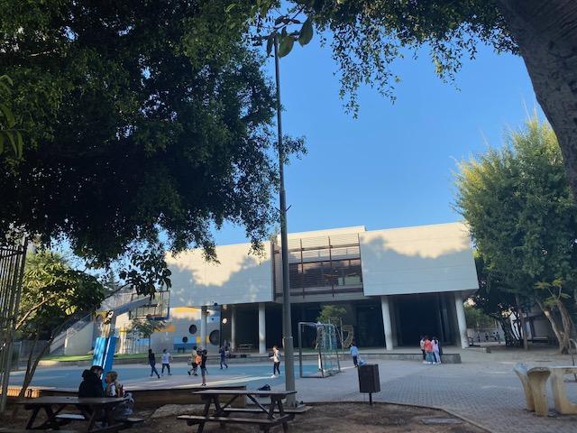 Une école primaire à Tel Aviv (photo: KHC)